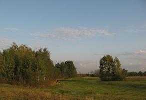 Осенний пейзаж-4