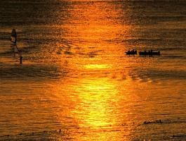 Золочёное море