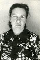 Карпова Елена Александровна. Июль 1979 года