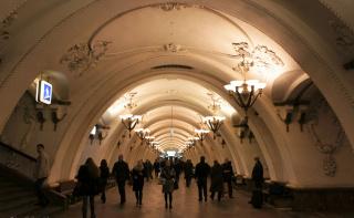 Почему московское метро считается самым красивым в мире?