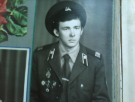 Родичев Сергей.Служил в Прибалтике 1980-1982г.