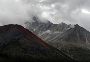 Пестрые горы