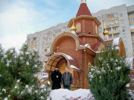 Храм вмч. Иоанна Воина (г. Ростов на Дону)