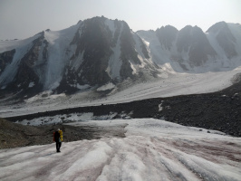 В краю ледников