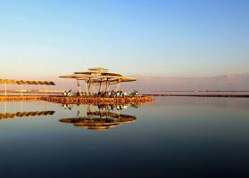 В послеполуденный час (Мёртвое море)