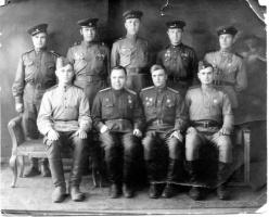 Бойцы и командиры 14-й ГМБ