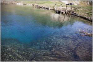 На озере Голубом
