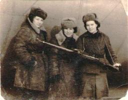Гаранина Варвара Михайловна.