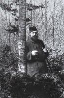 Император Александр III на охоте (предположительно под Гатчиной).