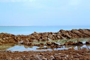 На Мёртвом море