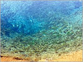 Бирюза Голубого озера