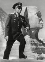 Юрий Гагарин в Египте