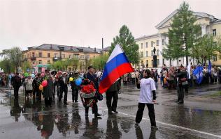день Победы 2012 г.