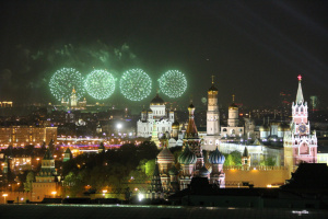 салют победы-2015