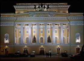 Питер. Александринский театр