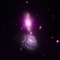 VV 340 Chandra X-ra