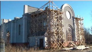 Храм строится