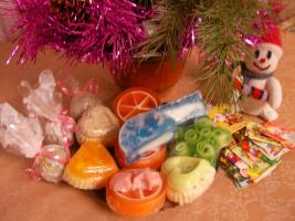 новогодние подарки Работа Натальи Чувичкиной