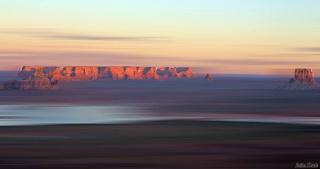 Озеро Пауэлл в штатах Аризона и Юта США | Lake Powell