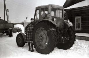 Сельский внедорожник. Весна 1979.