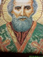 Икона,Николай Чудотворец.автор Юлия(администратор)