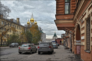 На Полтавской улице