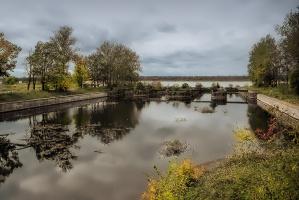 Староладожский (Петровский) канал.