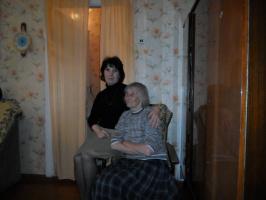 В Пасху...С мамой...5 мая 2013