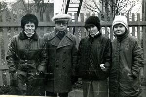 И.Н. Сторожилова, Большаков А.А., Бобылева.Т. и Н.Дубинкина.