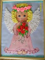 Ангелочек!
