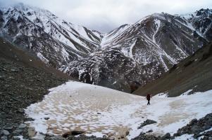 Летящей походкой (девятый перевал)