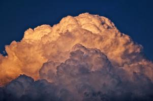 Облака ...