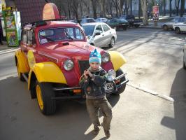 Клайд Барроу в детстве)))))