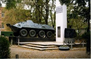 Буйнакск - осень 1999 г.