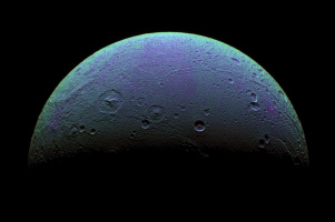 Cпутник Сатурна Диона
