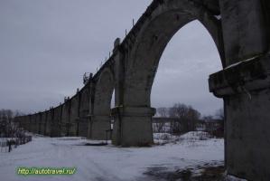 Неизвестный мост в Чувашской республике Канашского р-на,кто расскажет историю этого моста и для чего он был построен и потом почему брошенный?