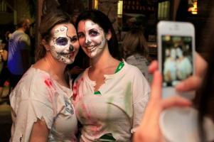 Есть ли у русских аналог Хэллоуина