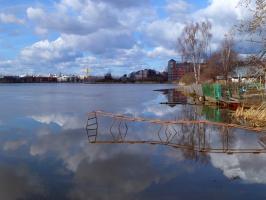 Большое Нижнее Суздальское озеро