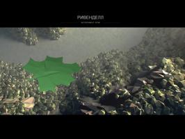 Средиземье Толкиена от Google Chrome