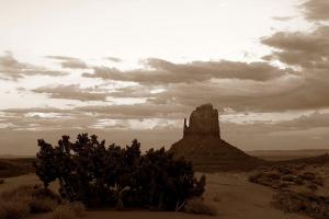 Долина монументов в Аризоне