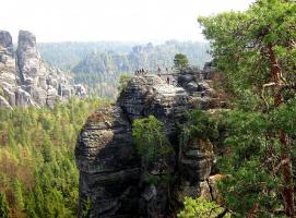 Германия, национальный парк Бастай.