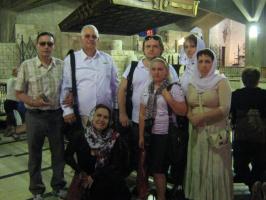 Валери Элит в Израиле