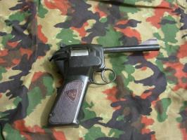 Пистолет Дардика