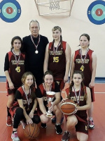 Сборная гимназии по баскетболу