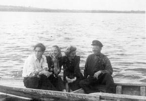 Волга - река жизни, река счастья