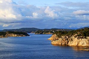 Море, фьорды, Норвегия
