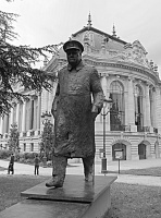 Господин Черчиль.