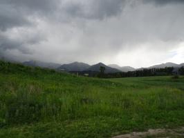Погода в горах