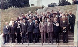 Пучежане участники битвы на Курской дуге