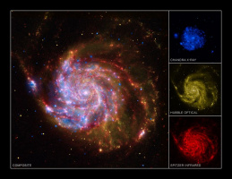 M101: A Spectacular Image to Celebrate IYA2009